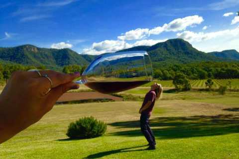 Hunter Valley: Private Hunter Valley Day Trip with Lunch