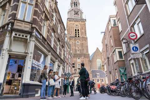 Amsterdam Red Light District: Walking Tour