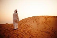 Abu Dhabi: pernoite no deserto