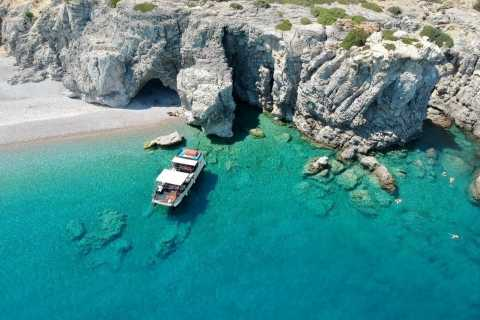 Rhodes: Sun and Sea 3-hour all Inclusive Swimming Cruise