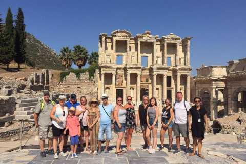 Private Flex Flexible Ephesus Tour de Kusadasi / Selcuk