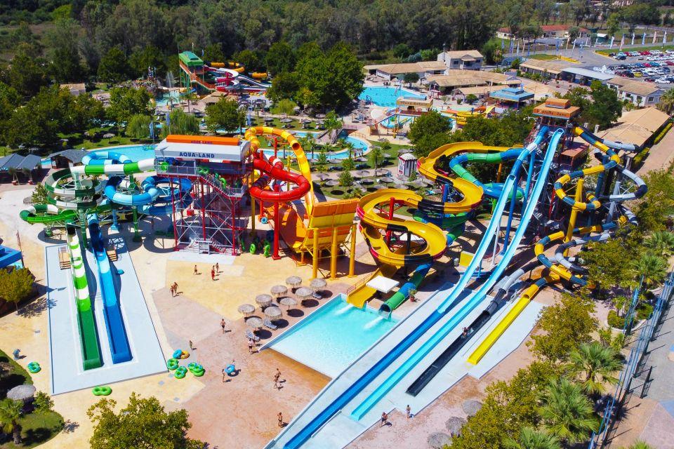 Całodniowy bilet wstępu do parku wodnego Aqualand