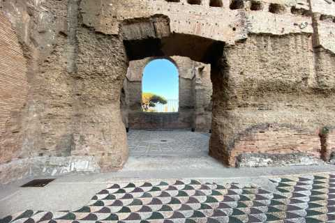 Rome: Caracalla Baths & Circus Maximus — Private or Shared