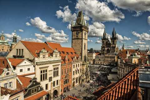 Von Dresden: Tagesausflug nach Prag mit lokalem Gastgeber