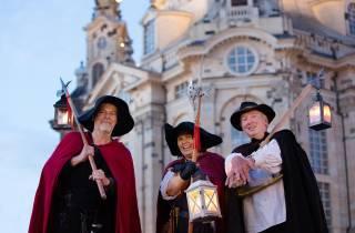 Dresden: Alt- und Neustadt-Nachtwächter-Tour
