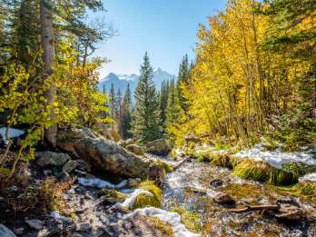 Ab Denver/Boulder: Wandern im Rocky Mountain-Nationalpark