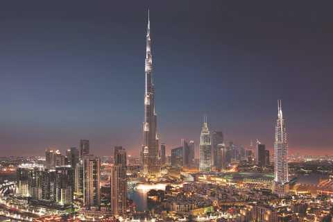 Dubaï: Address Boulevard 3/5 Nights, Burj Khalifa & Aquarium