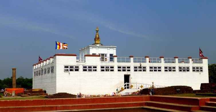 From Kathmandu: 3-Day Tour to Lumbini with 5* Hotel