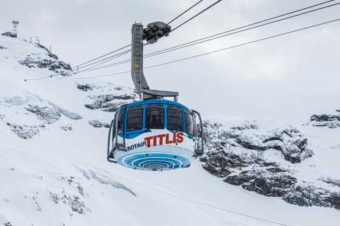 Private Trip from Zurich to Mount Titlis through Lucerne