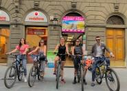 Florenz: 2-stündige geführte Sightseeing-Radtour