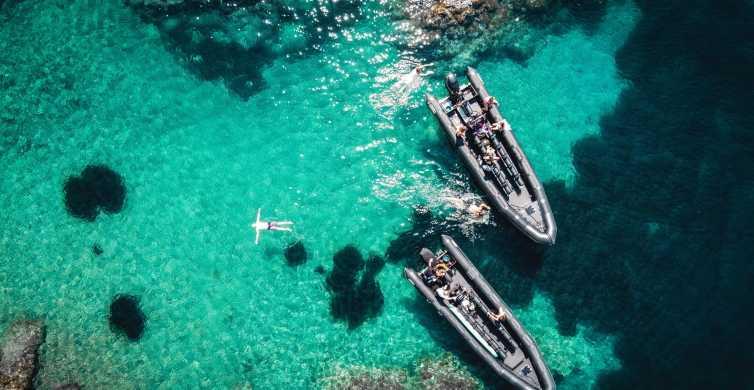 Depuis Cannes: découverte des calanques d'Estérel