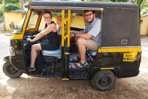 Kochi: Private Tuk-Tuk City Tour with Hotel Pickup