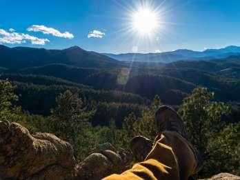 Ab Denver: Nachmittagstour zu den Rocky Mountains