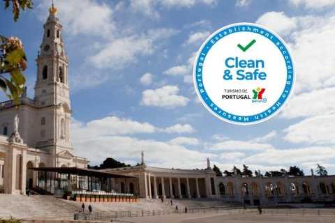 De Lisboa: Van Tour a Fátima, Nazare e Óbidos