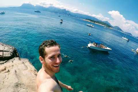 Rio de Janeiro: Best Beaches Boat Tour with Free Drinks