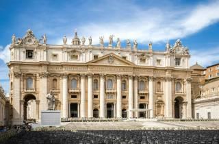 Vatikan: Skip-the-Line-Zugang zu Museen und St. Peter