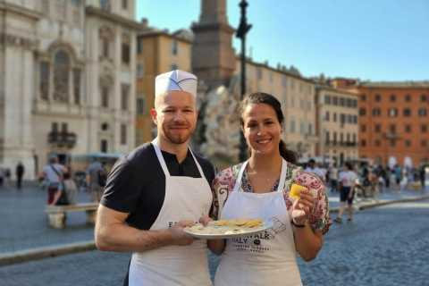 Rome: Ravioli and Meatballs Cooking Class