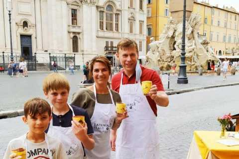 Rome: 3-in-1 Fettuccine, Ravioli and Tiramisu Cooking Class