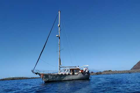 Funchal: Sailing Boat Tour to the Desertas Islands