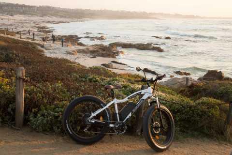 Monterey: Half-Day Electric Bike Rental