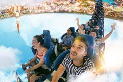 Bilhete de entrada para o Parque Temático Land of Legends
