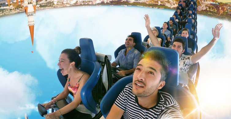 Belek: The Land Of Legends Theme Park Entrance Ticket
