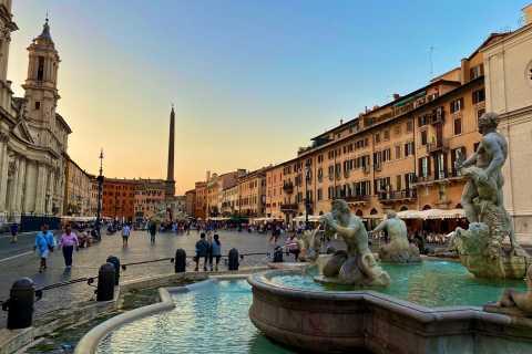 Rom: Piazza Navona Kleingruppen- oder Privattour
