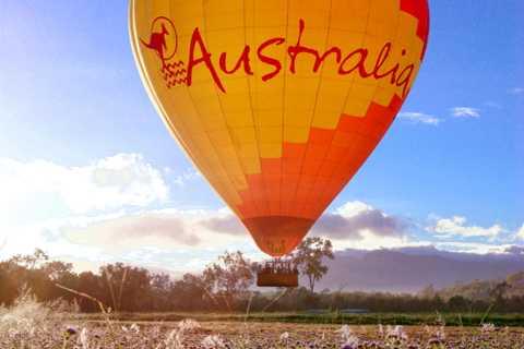 Port Douglas: Sunrise Hot Air Balloon Ride