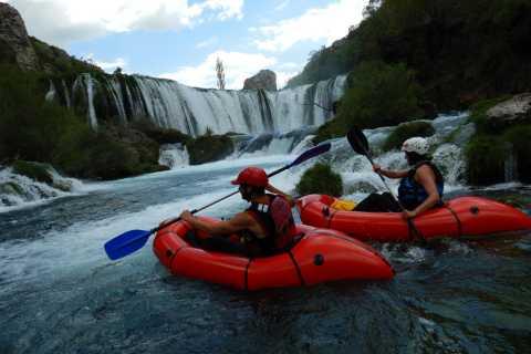 Kaštel Žegarski: Zrmanja River Packrafting