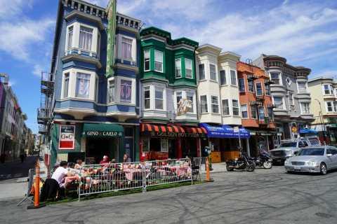 San Francisco: North Beach Food and History Walking Tour