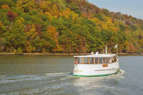 NYC: Wycieczka jachtem po rzece Hudson