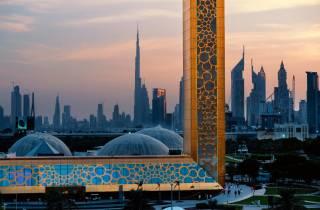 Dubai: Stadtrundfahrt & Tickets für den Dubai Frame