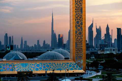 Half-Day Dubai City Tour with Dubai Frame Tickets