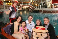 Macau: Experiência de Gôndola no The Venetian Macau