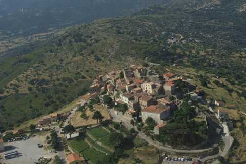 From Calvi/Ile Rousse: Corsican Old Villages Day Tour