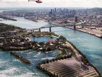 Montreal: 20- oder 30-minütiger Helikopter-Rundflug