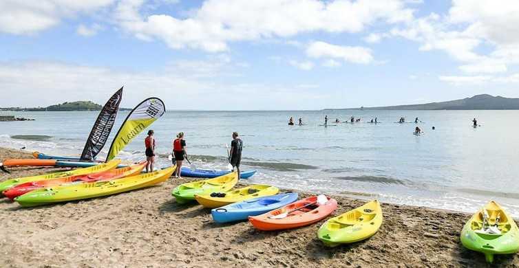 Auckland: location de kayak à Mission Bay
