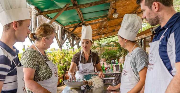 From Sorrento: The Real Cooking Class Experience