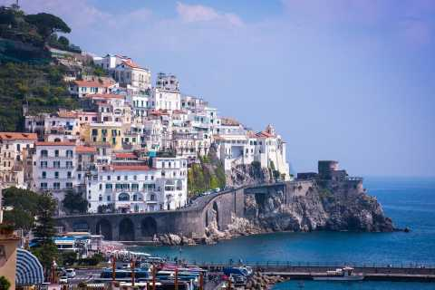Amalfi Drive Exclusive Small Group Tour