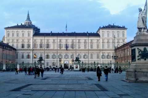 Turin: Royal Palace Entry Ticket and Guided Tour