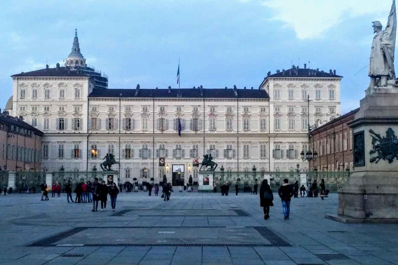 Turin: Eintrittskarte für den Königspalast und Führung