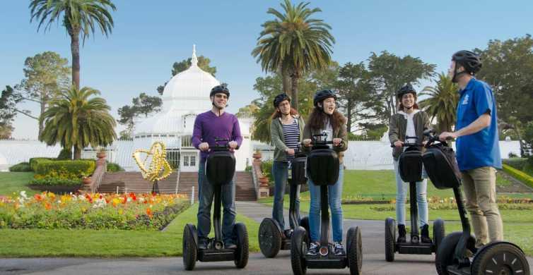 San Francisco Golden Gate Park Segway Tour