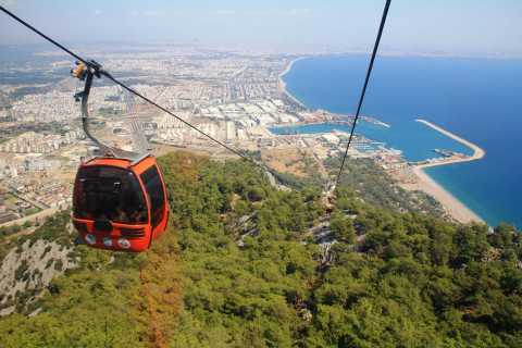 Antalya: City Tour with 3 Waterfalls and Old Town