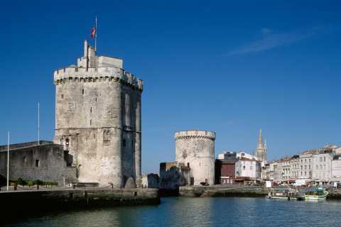 La Rochelle: toegangsticket voor de 3 torens