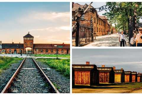 From Krakow: Auschwitz-Birkenau Tour with Pick-up Options