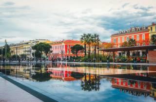 Villefranche Landausflug: Privater Halbtagesausflug nach Nizza