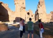 Rom: Caracalla Baths Express Kleingruppen- oder Privattour