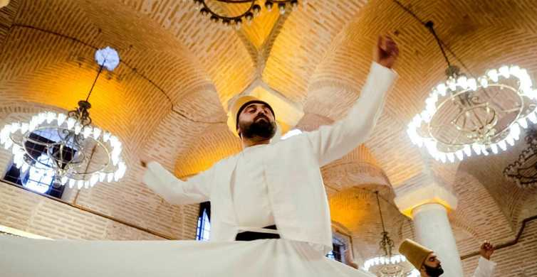 Istanbul: Live Whirling Dervishes Experience