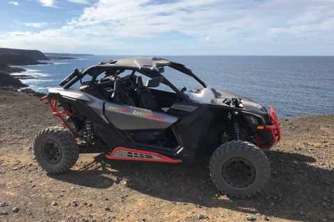 Lanzarote: Maverick-buggytour van 3 uur