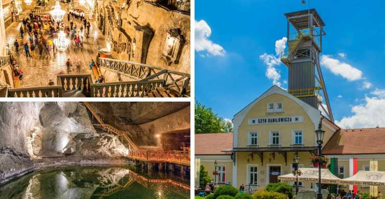 From Krakow: Wieliczka Salt Mine Guided Tour